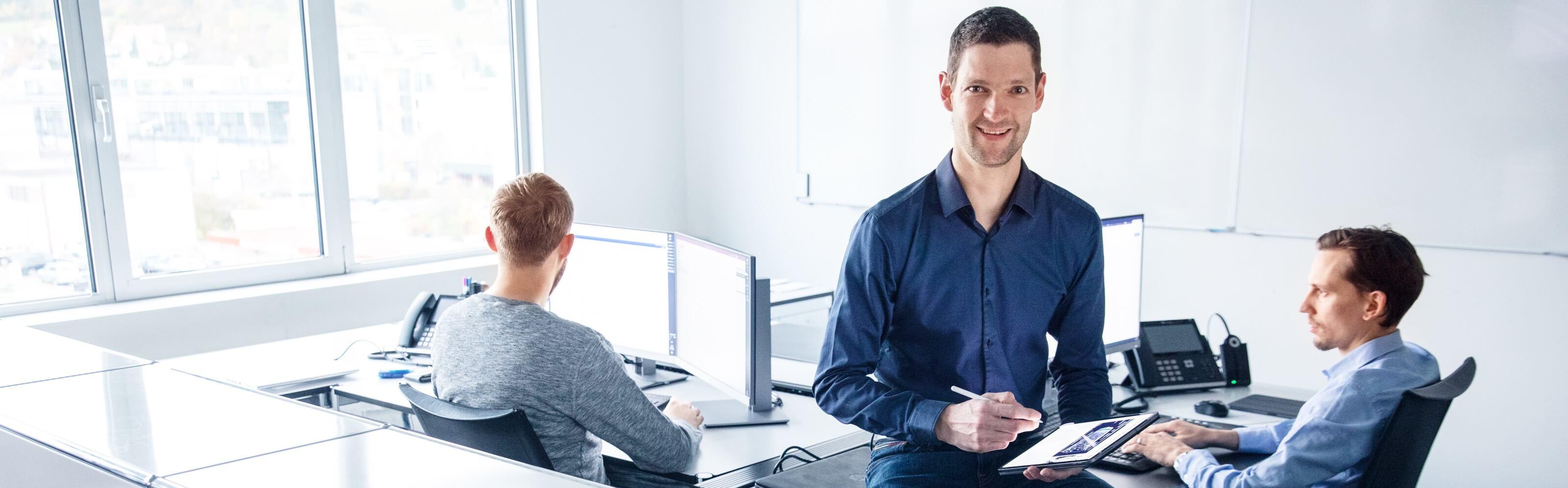 Persönliche Beratung für den sicheren Betrieb Ihrer IT