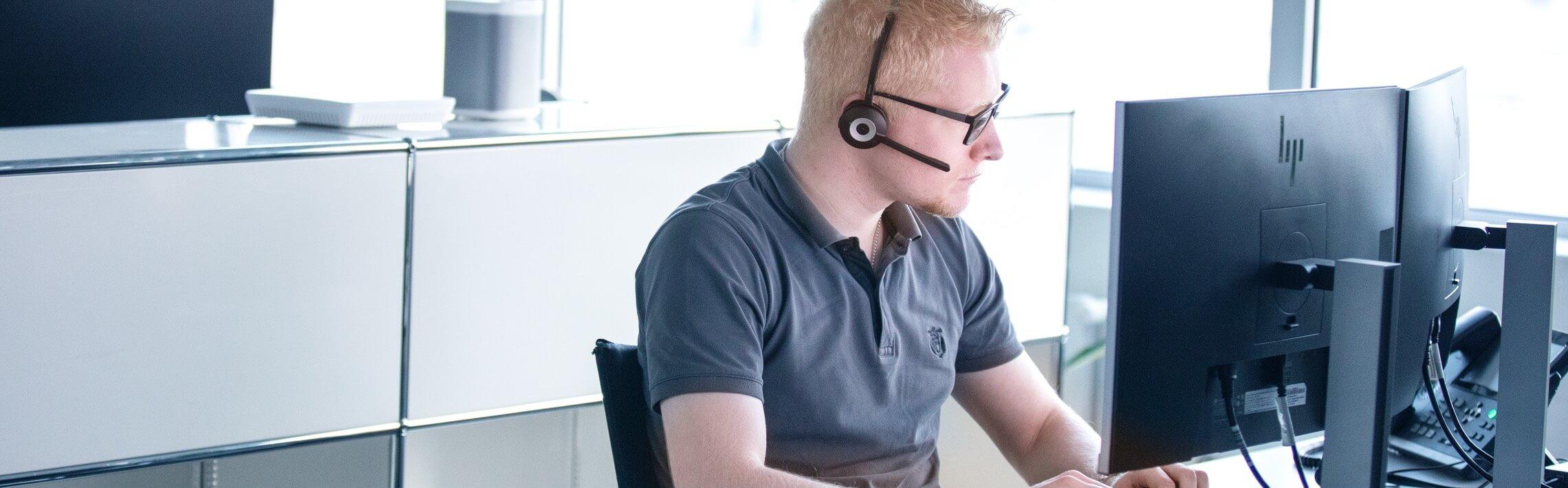 Hotline & Support von Beltronic für den Betrieb Ihrer IT, flexibel, schnell, einfach