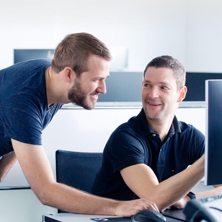 Mit Managed Services von Beltronic funktioniert Ihre IT reibungslos