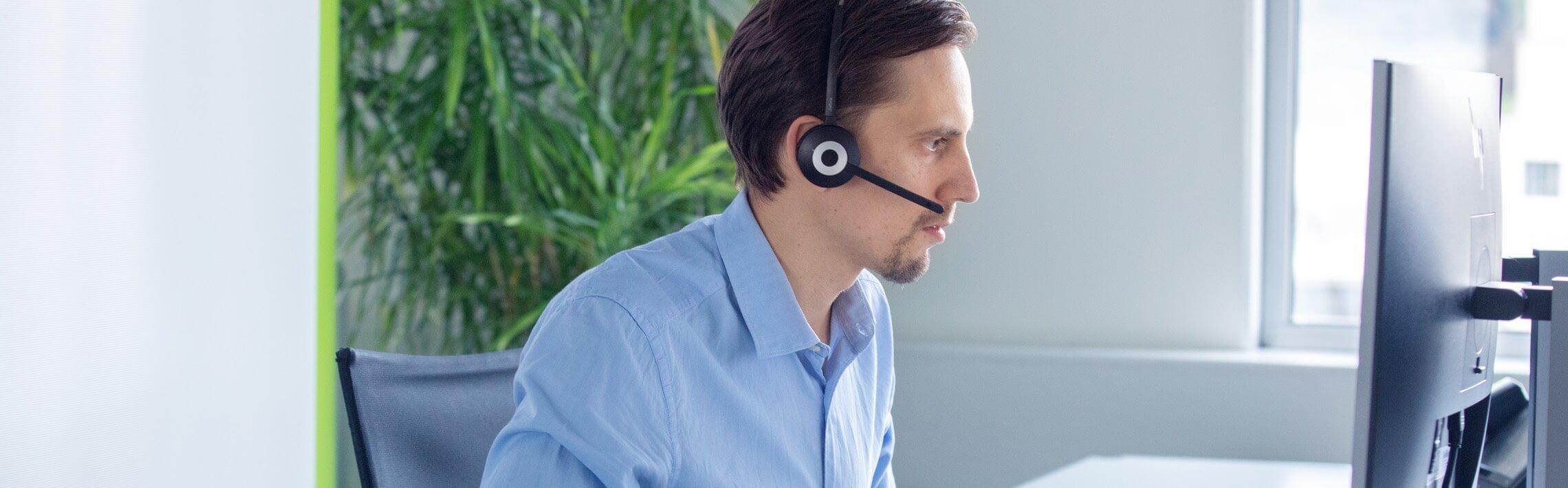 VOIP Lösungen wie 3CX oder Microsoft Teams für maximale Flexibilität und Mobilität